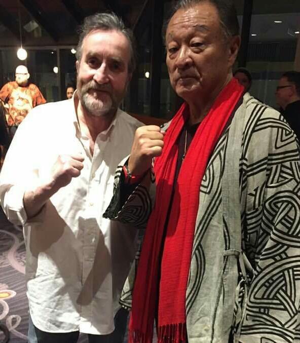 MARIO Y Cary Hiroyuke Takawa
